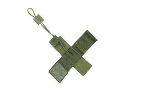 military surplus universal holster hook and loop