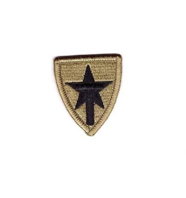 military surplus texas state guard ocp patch