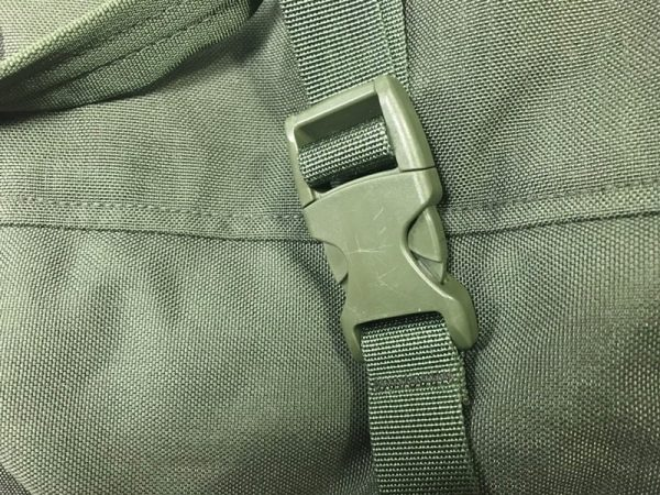military surplus us gi duffle bag zipper style