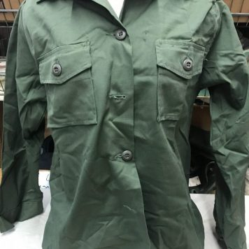 military surplus fatigues