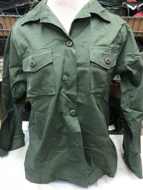 military surplus fatigues