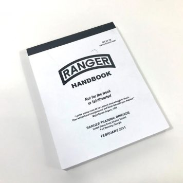 ranger handbook military manual