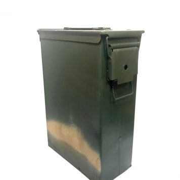 us military surplus 16 inch tall ammo can