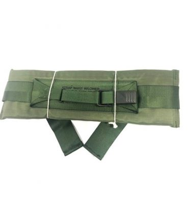 military surplus lc-2 back hip pad for frame