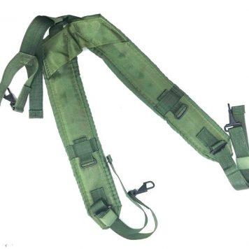 military surplus army navy lc-1 od y type suspenders