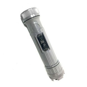 military surplus usn flashlight straight line wand