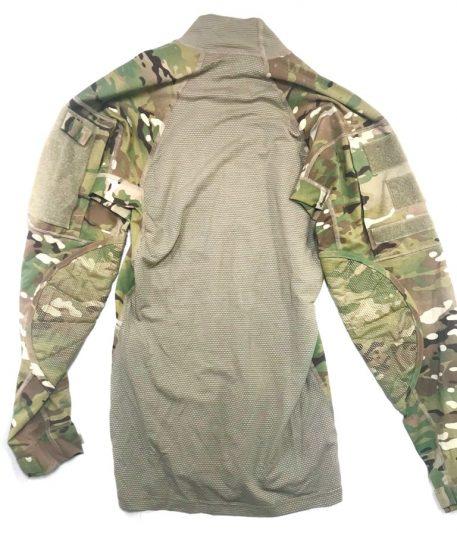 army surplus combat shirt multicam