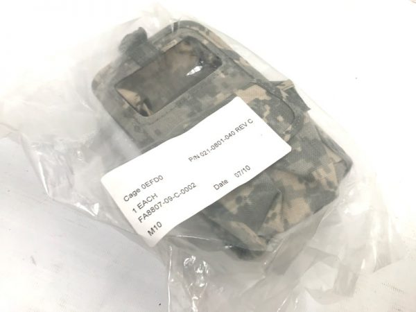 military surplus acu gps pouch