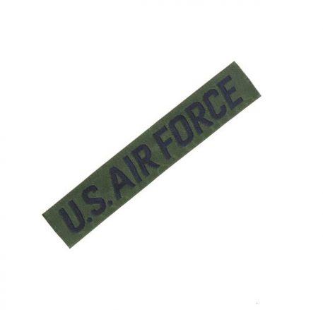 military surplus airforce insignia tab