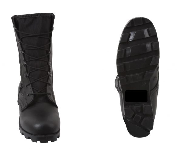 military surplus jungle boots, imported copy
