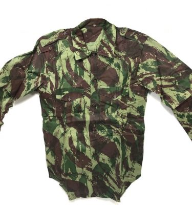 military surplus lizard camo portugal military shirt