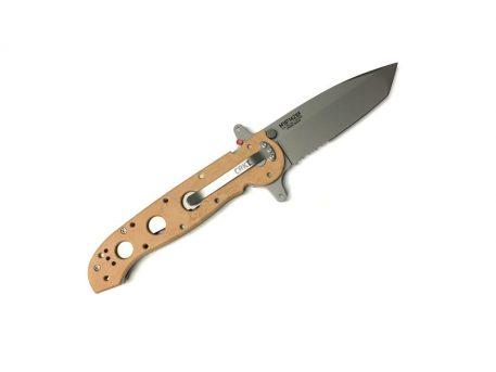 military surplus knife, crkt desert tanto
