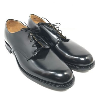 military surplus dress oxford shoes black
