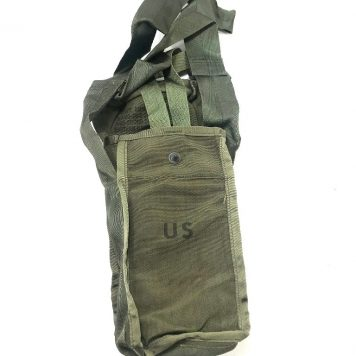 military surplus m3 grease gun amm pouch nylon olive drab