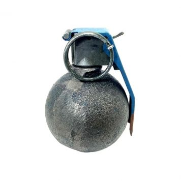 surplus practice baseball dummy grenade