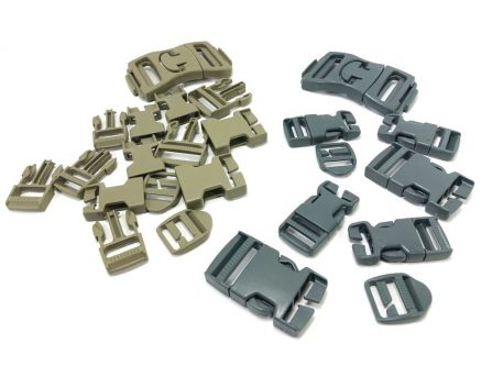 surplus foliage or tan buckle repair assembly sets