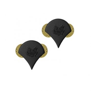 army pin on rank e-4 specialist