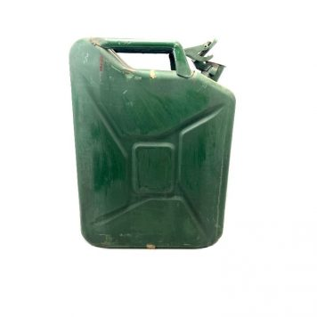 military fuel gas can, jerry can
