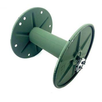 metal reel cable spool