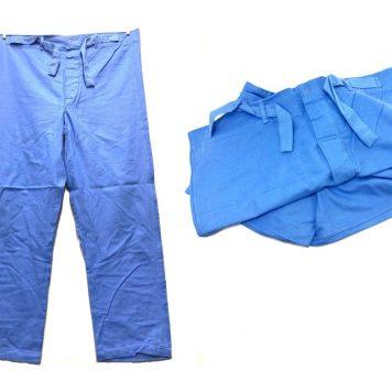 Vietnam Korean Era Hospital Pajama Trousers Medium